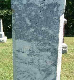 WRIGHT, WYATT - Gallia County, Ohio | WYATT WRIGHT - Ohio Gravestone Photos