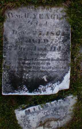 YEAGER, MARY - Gallia County, Ohio   MARY YEAGER - Ohio Gravestone Photos
