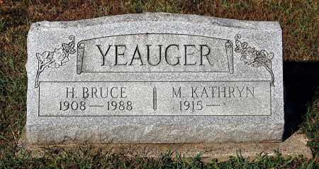YEAUGER, KATHRYN - Gallia County, Ohio   KATHRYN YEAUGER - Ohio Gravestone Photos