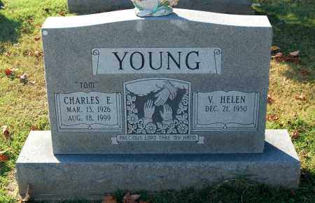 YOUNG, HELEN - Gallia County, Ohio | HELEN YOUNG - Ohio Gravestone Photos