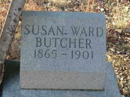 BUTCHER, SUSAN - Gallia County, Ohio   SUSAN BUTCHER - Ohio Gravestone Photos