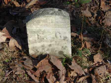 'G', 'E' - Gallia County, Ohio   'E' 'G' - Ohio Gravestone Photos