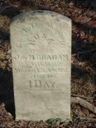 GRAHAM, ROSA - Gallia County, Ohio | ROSA GRAHAM - Ohio Gravestone Photos