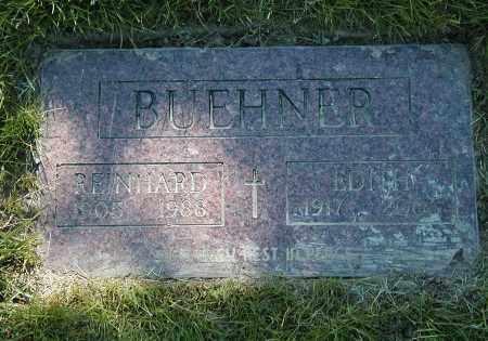 BUEHNER, REINHARD - Geauga County, Ohio | REINHARD BUEHNER - Ohio Gravestone Photos