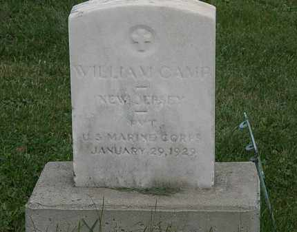 CAMP, WILLIAM - Geauga County, Ohio | WILLIAM CAMP - Ohio Gravestone Photos