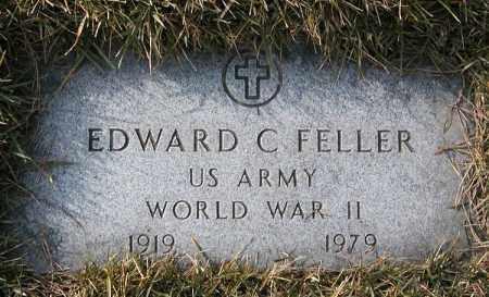 FELLER, EDWARD C. - Geauga County, Ohio | EDWARD C. FELLER - Ohio Gravestone Photos