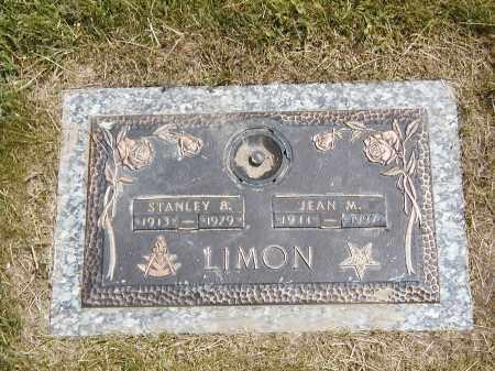 LIMON, STANLEY BARON - Geauga County, Ohio | STANLEY BARON LIMON - Ohio Gravestone Photos
