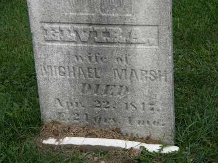 MARSH, ELVIRA - Geauga County, Ohio | ELVIRA MARSH - Ohio Gravestone Photos