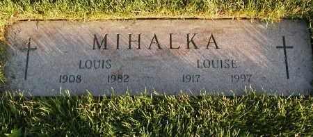 TAKACS MIHALKA, LOUISE - Geauga County, Ohio | LOUISE TAKACS MIHALKA - Ohio Gravestone Photos
