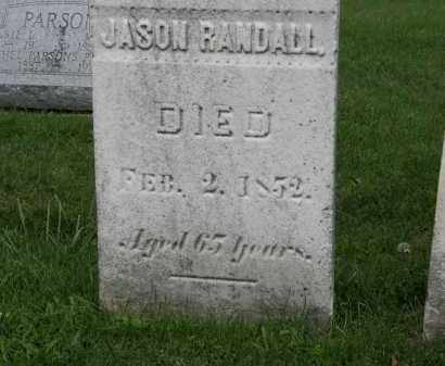 RANDALL, JASON - Geauga County, Ohio   JASON RANDALL - Ohio Gravestone Photos