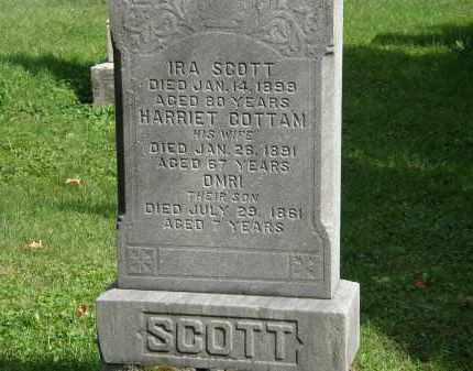 SCOTT, IRA - Geauga County, Ohio | IRA SCOTT - Ohio Gravestone Photos