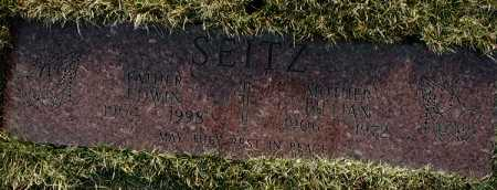BERNDT SEITZ, LILLIAN A. - Geauga County, Ohio | LILLIAN A. BERNDT SEITZ - Ohio Gravestone Photos