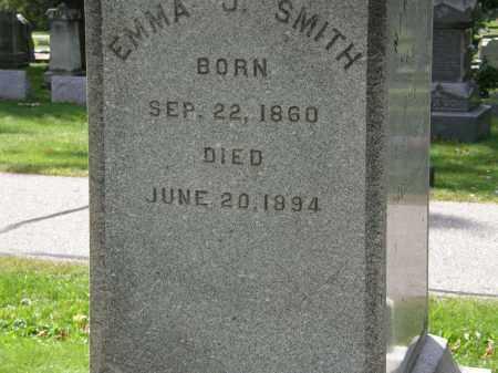 SMITH, EMMA J. - Geauga County, Ohio | EMMA J. SMITH - Ohio Gravestone Photos