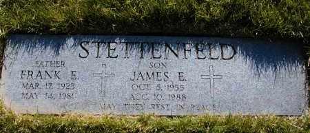 STETTENFELD, FRANK E. - Geauga County, Ohio | FRANK E. STETTENFELD - Ohio Gravestone Photos