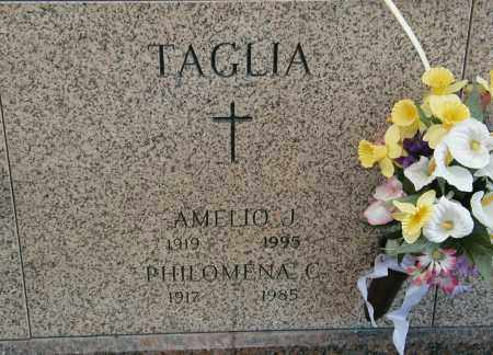 TAGLIA, PHILOMENA C. - Geauga County, Ohio   PHILOMENA C. TAGLIA - Ohio Gravestone Photos