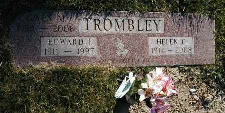 TROMBLEY, GWEN M. - Geauga County, Ohio | GWEN M. TROMBLEY - Ohio Gravestone Photos