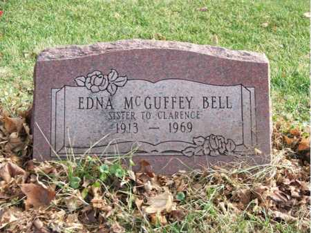 BELL, EDNA - Greene County, Ohio | EDNA BELL - Ohio Gravestone Photos