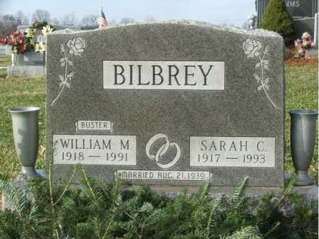 MCGUFFEY BILBREY, SARAH CATHERINE - Greene County, Ohio | SARAH CATHERINE MCGUFFEY BILBREY - Ohio Gravestone Photos