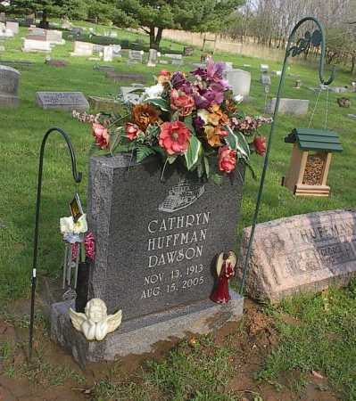 DAWSON, CATHRYN - Greene County, Ohio | CATHRYN DAWSON - Ohio Gravestone Photos