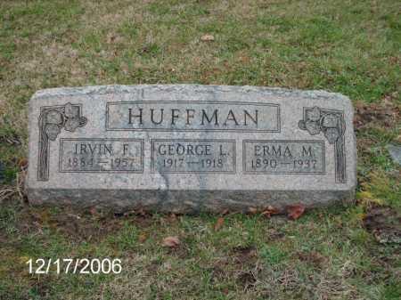 HUFFMAN, ERMA MYRTLE - Greene County, Ohio | ERMA MYRTLE HUFFMAN - Ohio Gravestone Photos