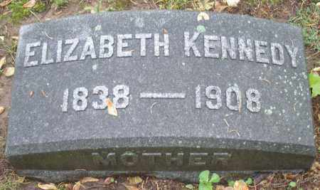 MAHAN/MCMAHAN KENNEDY, ELIZABETH - Greene County, Ohio | ELIZABETH MAHAN/MCMAHAN KENNEDY - Ohio Gravestone Photos