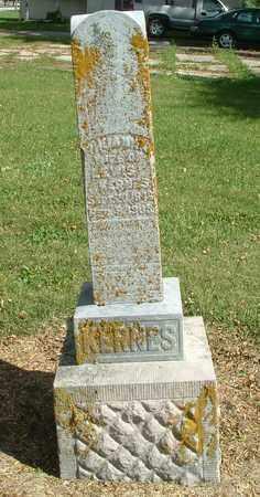 KERNES, RHUANNA - Greene County, Ohio   RHUANNA KERNES - Ohio Gravestone Photos