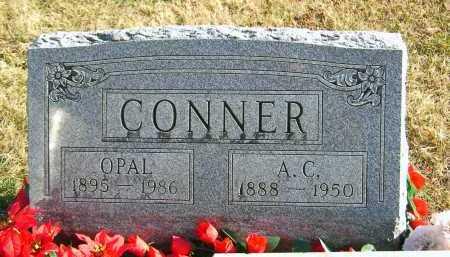 LEACH, OPAL CLEO - Greene County, Ohio | OPAL CLEO LEACH - Ohio Gravestone Photos
