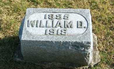 LEACH, WILLIAM DOW - Greene County, Ohio | WILLIAM DOW LEACH - Ohio Gravestone Photos