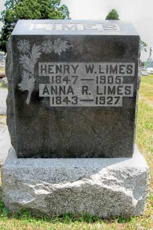 MCNEIL/MCNEAL LIMES, ANNA R. - Greene County, Ohio | ANNA R. MCNEIL/MCNEAL LIMES - Ohio Gravestone Photos