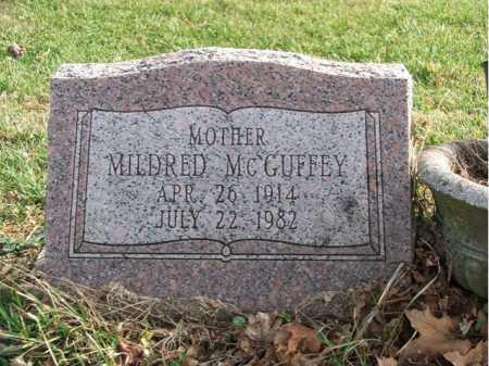 MCGUFFEY, MILDRED - Greene County, Ohio | MILDRED MCGUFFEY - Ohio Gravestone Photos