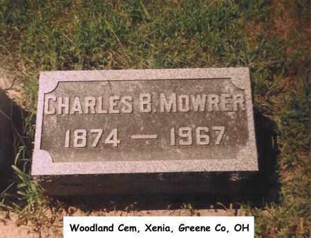 MOWRER, CHARLES - Greene County, Ohio | CHARLES MOWRER - Ohio Gravestone Photos