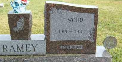 RAMEY, ELWOOD - Greene County, Ohio   ELWOOD RAMEY - Ohio Gravestone Photos