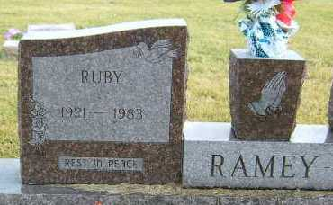 NOE RAMEY, RUBY - Greene County, Ohio | RUBY NOE RAMEY - Ohio Gravestone Photos