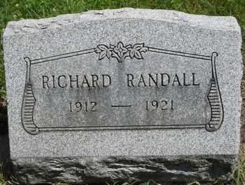 RANDALL, RICHARD ROBERT - Greene County, Ohio | RICHARD ROBERT RANDALL - Ohio Gravestone Photos