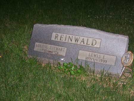 REINWALD, LOUISE - Greene County, Ohio   LOUISE REINWALD - Ohio Gravestone Photos