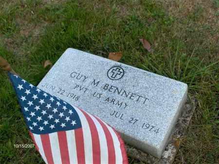 BENNETT, GUY - Guernsey County, Ohio   GUY BENNETT - Ohio Gravestone Photos