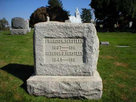 DOUGLASS BERSTLER, REBECCA - Guernsey County, Ohio   REBECCA DOUGLASS BERSTLER - Ohio Gravestone Photos