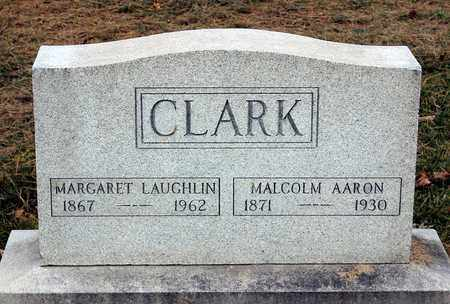 LAUGHLIN CLARK, MARGARET - Guernsey County, Ohio | MARGARET LAUGHLIN CLARK - Ohio Gravestone Photos