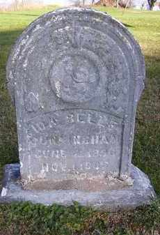 CUNNINGHAM, IDA BELLE - Guernsey County, Ohio | IDA BELLE CUNNINGHAM - Ohio Gravestone Photos