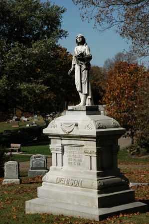 DENISON, THOMAS S. - Guernsey County, Ohio | THOMAS S. DENISON - Ohio Gravestone Photos