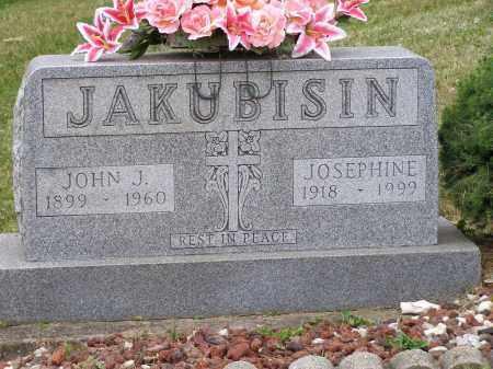 JAKUBISIN, JOHN J. - Guernsey County, Ohio   JOHN J. JAKUBISIN - Ohio Gravestone Photos