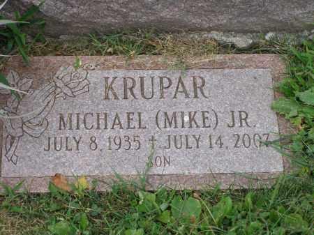KRUPAR, MICHAEL (MIKE) JR - Guernsey County, Ohio | MICHAEL (MIKE) JR KRUPAR - Ohio Gravestone Photos