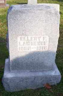 LAWRENCE, ELLERY FAYNE - Guernsey County, Ohio   ELLERY FAYNE LAWRENCE - Ohio Gravestone Photos