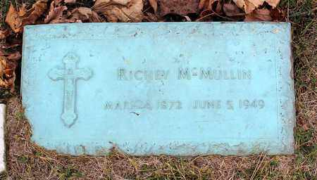 MCMULLIN, RICHEY - Guernsey County, Ohio | RICHEY MCMULLIN - Ohio Gravestone Photos