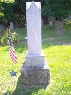SCOTT, JOHN - Guernsey County, Ohio | JOHN SCOTT - Ohio Gravestone Photos