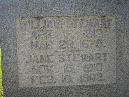 STEWART, WILLIAM - Guernsey County, Ohio | WILLIAM STEWART - Ohio Gravestone Photos