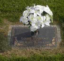 WOODFORD, CORA LOUISE - Guernsey County, Ohio | CORA LOUISE WOODFORD - Ohio Gravestone Photos
