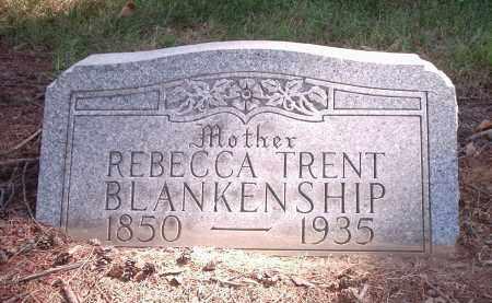 BLANKENSHIP, REBECCA - Hamilton County, Ohio | REBECCA BLANKENSHIP - Ohio Gravestone Photos