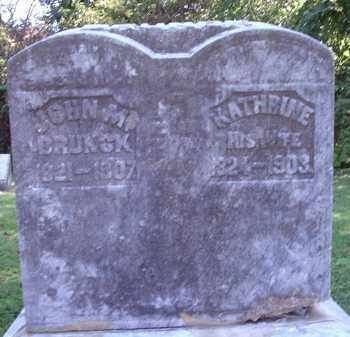 BRUNCK, KATHRINE - Hamilton County, Ohio | KATHRINE BRUNCK - Ohio Gravestone Photos