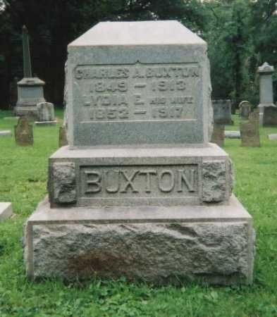 ROSS BUXTON, LYDIA E. - Hamilton County, Ohio | LYDIA E. ROSS BUXTON - Ohio Gravestone Photos
